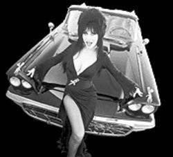 Elvira's bad. She knows it. And you wouldn't have her any other way.
