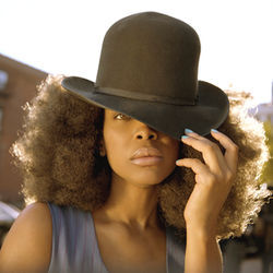 Erykah Badu is feeling hydroponic these&amp;nbsp;days.