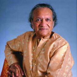 Ravi Shankar (1920-2012) is nominated for a Best World Music Album Grammy this year.