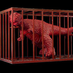 Like Sui Jianguo&#039;s Jurassic Age (pictured)? McClain Gallery has a smaller version for $8,000.
