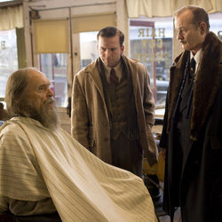 Robert Duvall as Felix Bush, Lucas Black as Buddy and Bill Murray as Frank Quinn