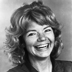 Molly Ivins died sober.
