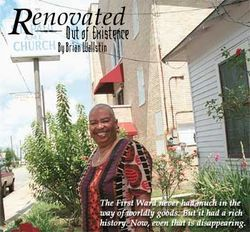 St. Paul AME church may move to a new neighborhood, but Cleola Williams is staying.