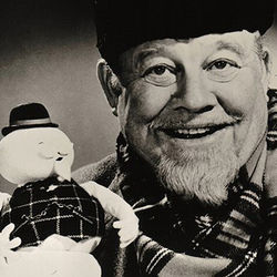 "The late Burl Ives is a Yuletide tradition for ""Holly Jolly Christmas"" and narrating the Frosty the Snowman TV special."