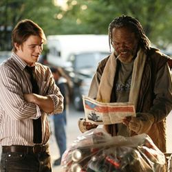 Josh Hartnett plays the newbie journalist; Samuel L. Jackson, the unreliable source.