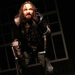Guy Roberts is phenomenal as wicked Richard.