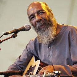 "Richie Havens: ""Rabbi"" and Rage Against the Machine fan."
