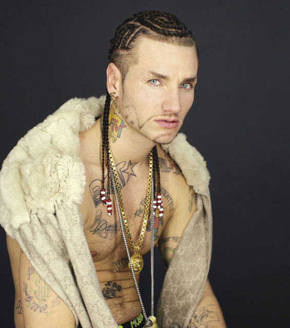 How a Boy Named Horst Became an Internet Sensation Known As Riff Raff
