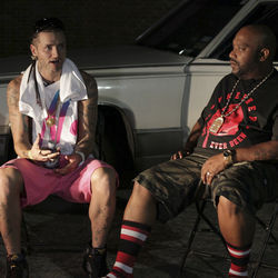 At the Brisk Bodega showcase in August featuring Riff Raff and Bun B, Vice magazine was on hand to interview the two rappers...