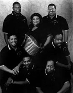 Lady D & The Zydeco Tornadoes