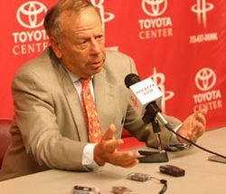 Les Alexander believes a more analytical approach will give the Rockets an advantage.