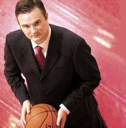 Daryl Morey is a new kind of stats guy.