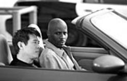 Kung-funky: Jet Li and DMX are extremely cool people on L.A.&#039;s real mean streets.
