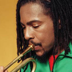 Roy Hargrove serves up some tasty Earfood.