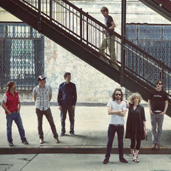 "Broken Social Scene has heard every ""clown car/tour van"" joke you can possibly think of."