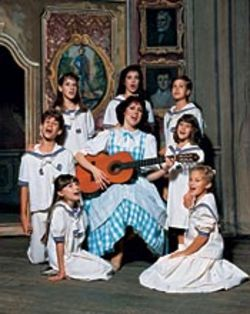 TUTS brings that nutty Von Trapp family to Miller  Outdoor Theatre.