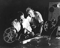 Bob and Marvin Bailey, shown in their studio sometime in the '60s, recorded a half-century of Houston life.