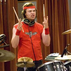 "Rainn Wilson is ""The Rocker."""