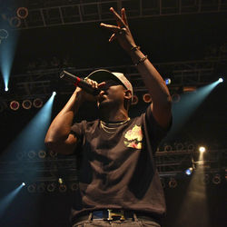 ScoreMore booked Kendrick Lamar's first tour outside his home state of California long before he was rap's biggest new name.