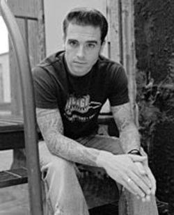 Cool as the Fonz, sensitive as an open wound: Chris 