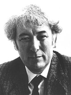 Bard Seamus Heaney