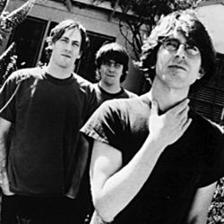 Sebadoh's somewhere between simple punk and sophisticated pop.