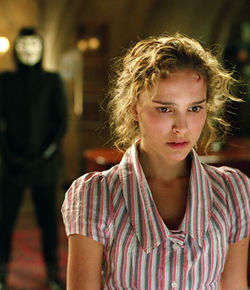The movie may be flawed, but Natalie Portman&#039;s performance is note-perfect.
