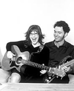 Lisa Loeb and Dweezil Zappa