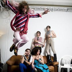 Couch Surfing: Of Montreal catches some air.