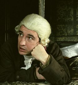 Christopher Guest only wishes he could nail a parody/homage as smart and deadpan as Tristram (starring Steve Coogan).