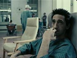 Adrien Brody plays a veteran sent to an asylum.