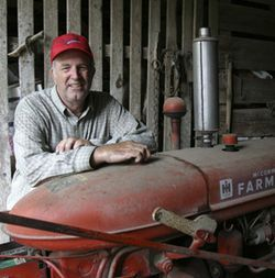 William Kalbow, who runs a produce stand in Cypress, remembers when farmland dominated the areas surrounding Houston.