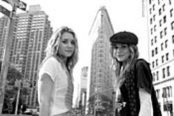 Pop culture icons and industry mogulettes Ashley and Mary-Kate return to the big screen in New York Minute.