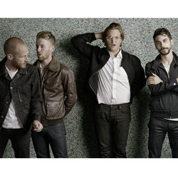 "Cold War Kids overcame a case of ""studiophobia"" on their latest album."