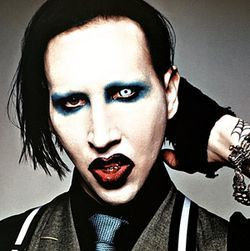 Marilyn Manson: runner-up for &quot;Mad-Eye Moody&quot; role in Harry Potter films.