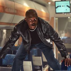 Samuel L. Jackson wasn&#039;t lying: There are snakes on that plane, yo.