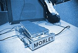 In the hands (or at the feet) of incompetents, a wah-wah pedal can sometimes grow to twice the size of the average guitar.