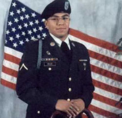 Army Specialist Jose Alfredo &quot;Freddy&quot; Velez...