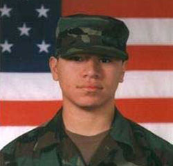 ...and Army Pfc. Andrew Velez became the first brothers to die in the wars in Iraq and Afghanistan &amp;mdash; Freddy in combat in Iraq, Andrew by his own hand after his elder brother&#039;s death.