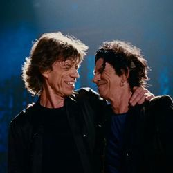 Mick Jagger and Keith Richards are still defying age, if not authority.
