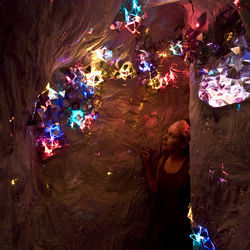 "It may be hard to pull yourself away from Kia Neill's ""Grotto."""