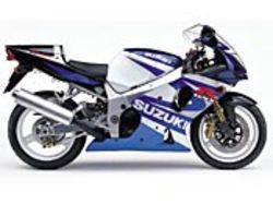 The Suzuki GSXR 1000&#039;s high center of gravity gives it 