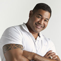 Esera Tuolo, former Viking and one of four NFL players to come out as gay after retirement.