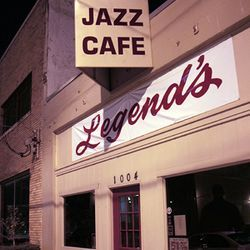 Joe Carmouche's Legend's Jazz Cafe: A little too big for a dive, but small and hidden away enough to stroke the ego of those in the know.