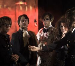 Of Montreal: not quite eating their words.