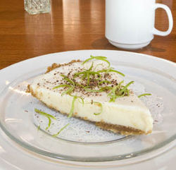 Save room for the key lime pie.