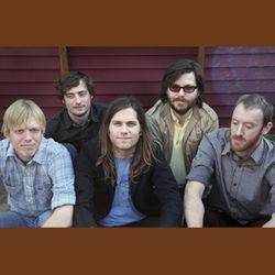 Looks like it, but Pat Green is not ­moonlighting as a member of Fruit Bats.