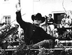 Don Henley was the 2001 Wildflower Trails grand marshal.
