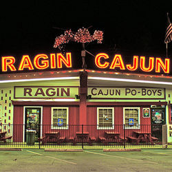 Ragin&#039; Cajun has been boiling bugs for years.