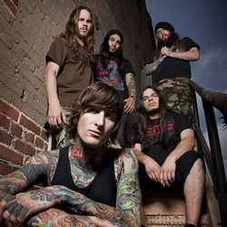 Suicide Silence are now at work on their fourth album.